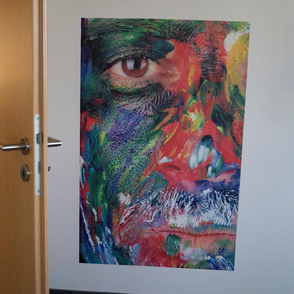 kunstdruck wanddruck wartezimmer