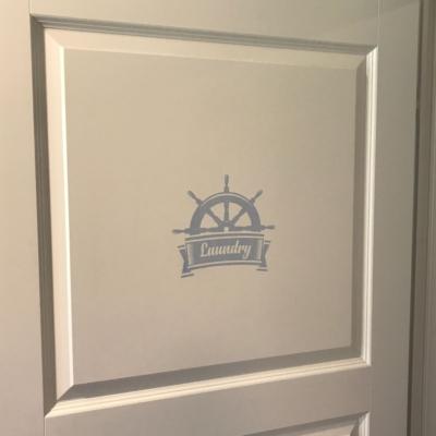 kunstdruck wanddruck wegleitsystem
