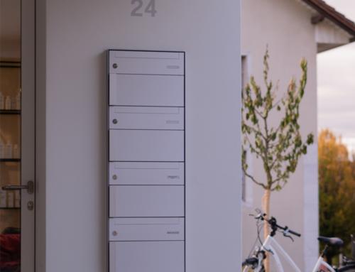 Hausnummer – Hausbeschriftung